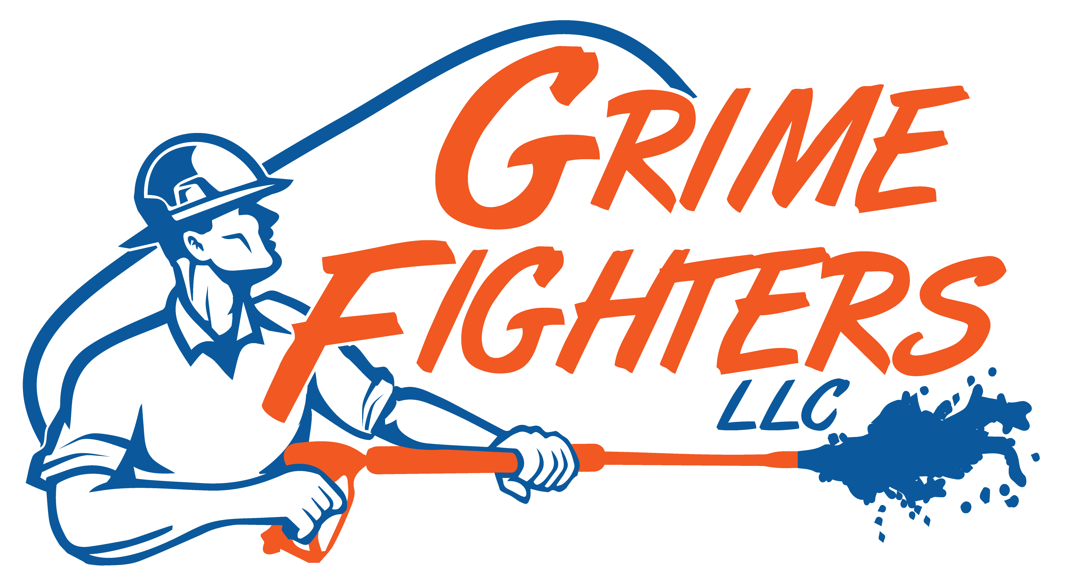 Grime Fighters Logo